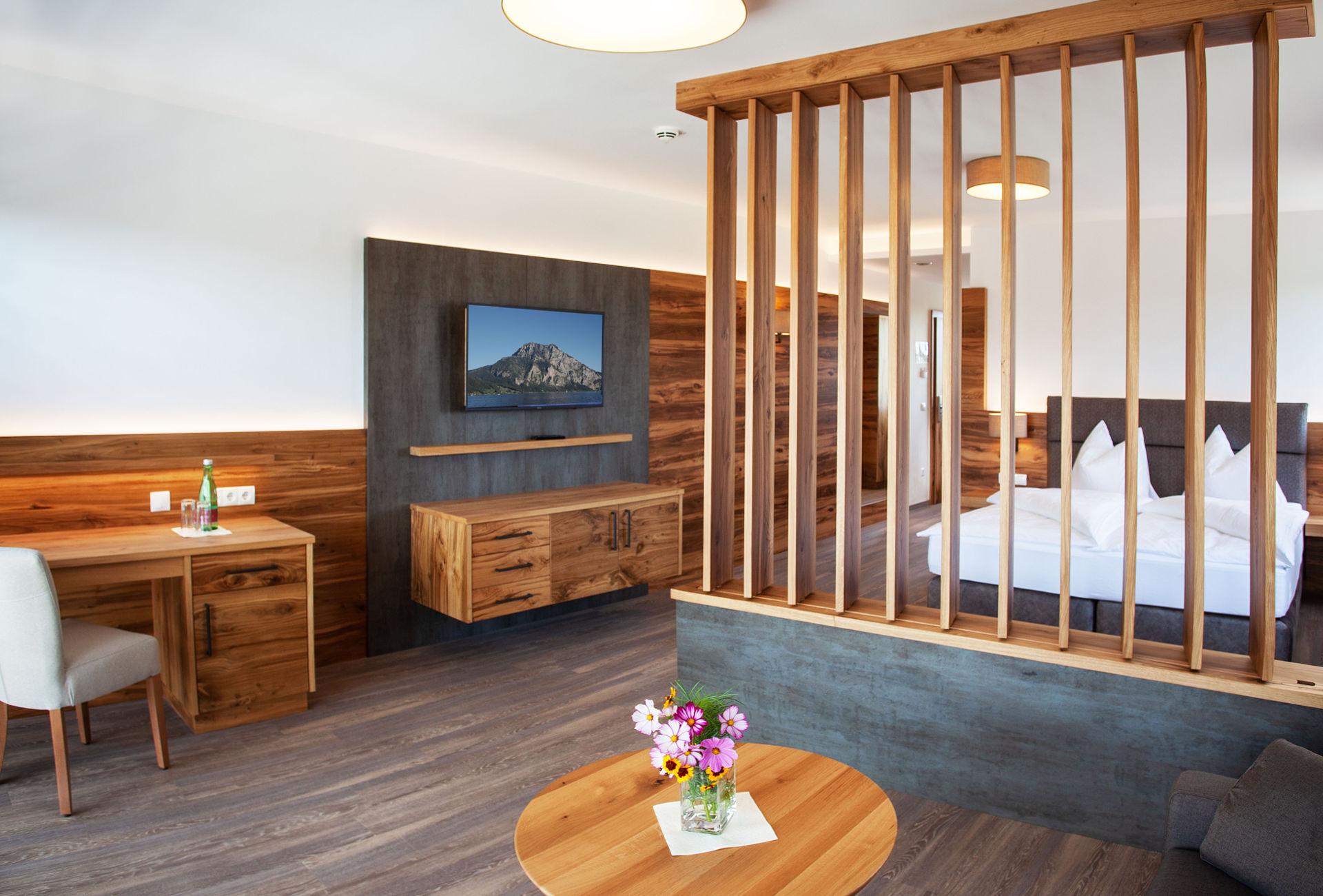 Familiensuite im Wellness-Hotel-Gasthof Enichlmayr