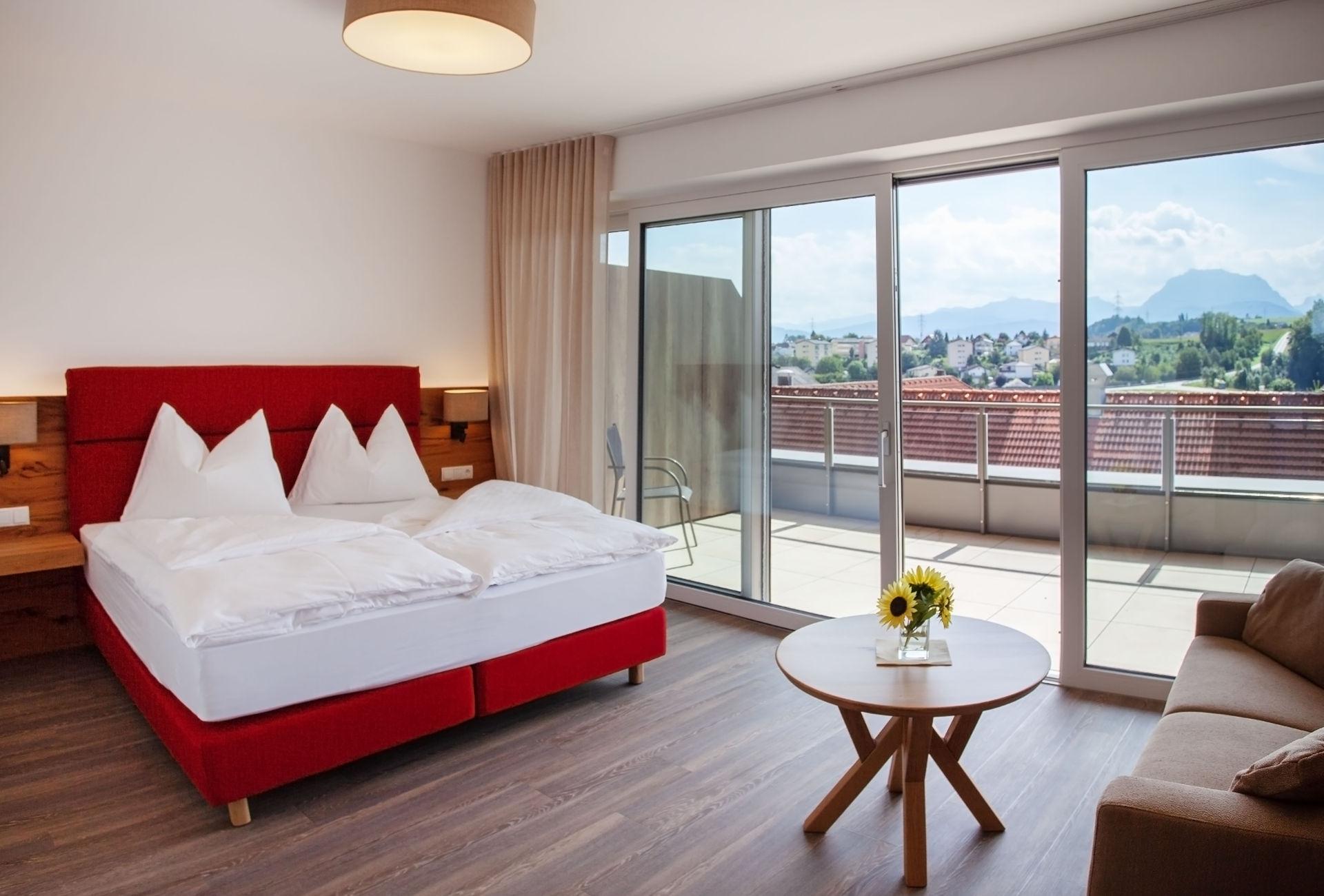 Panoramasuite Katzenstein im Wellness-Hotel-Gasthof Enichlmayr